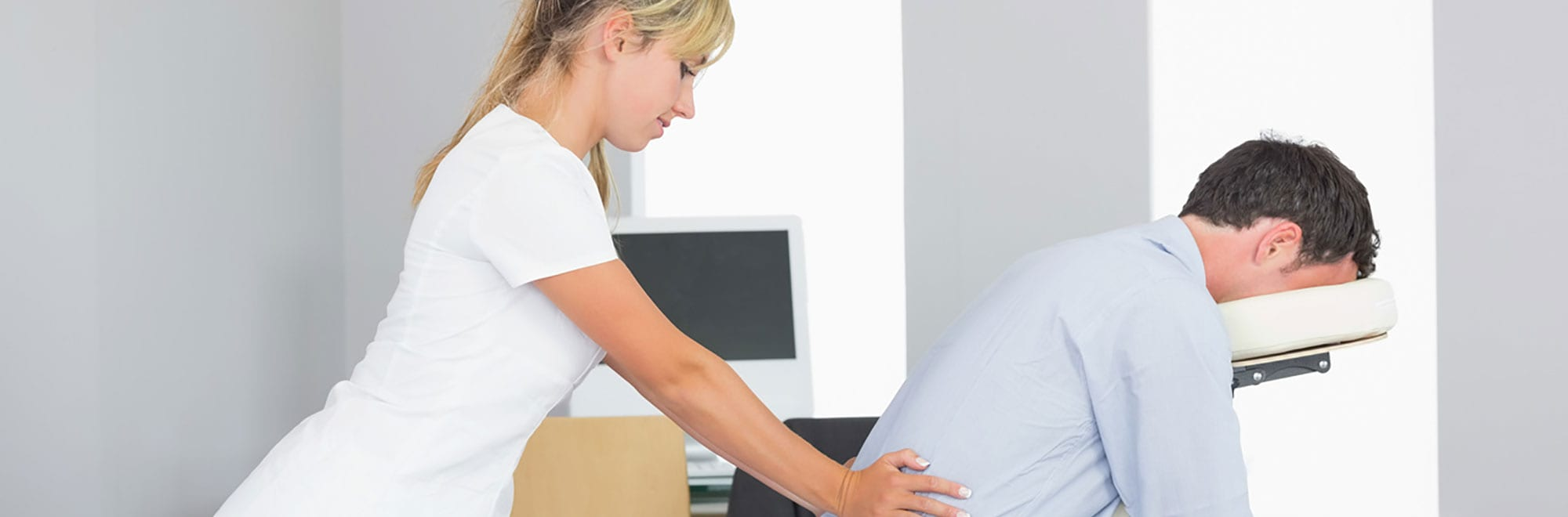 Office Chair Back Massage