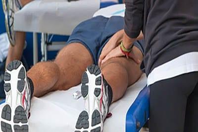 Sports Leg Massage